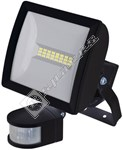 Timeguard LEDX10PIRB 10W LED Wide Beam PIR Floodlight