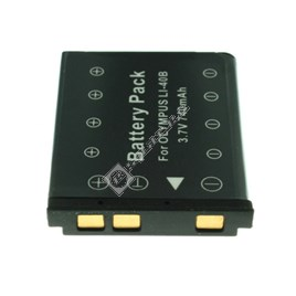 Compatible Li-Ion Rechargeable Digital Camera Battery - ES1555352