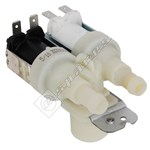 Washing Machine Cold Water Inlet Solenoid Double Valve