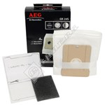 GR24S Grobe 24 Vacuum Paper Bag and Filter Kit
