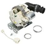 Dishwasher Recirculation Motor Spray Pump