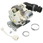Whirlpool Dishwasher Recirculation Motor Spray Pump
