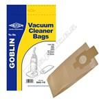 Electruepart BAG118 Goblin Vacuum Dust Bags (Type 14) - Pack of 5