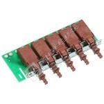 AEG Cooker Hood PCB Module