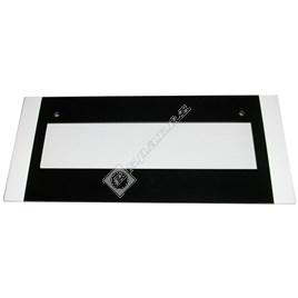 Top Oven Outer Door Glass - ES1603567