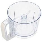 Food Processor Chopper Bowl