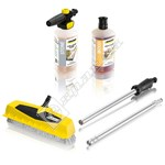 Pressure Washer Wood Cleaning Accessory Kit