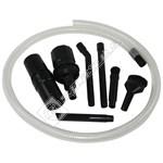Vacuum Cleaner 8 Piece Micro Tool Kit