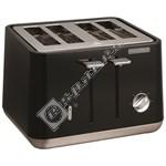 Morphy Richards Aspect 240002 4 Slice Toaster