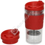 Bodum Red Travel Press Coffee Maker