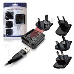 Compatible Panasonic Camera USB Cable and Charger