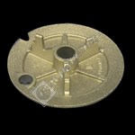 Hob Medium Burner Crown