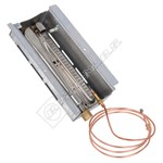 Complete Oven Burner Assembly w/ Thermocouple