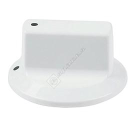 Bosch White Hob Control Knob - ES486181