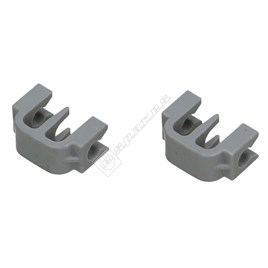 Privileg Dishwasher Lower Basket Bearing - Pack of 2 - ES502847