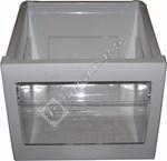 Lower Freezer Drawer Assembly