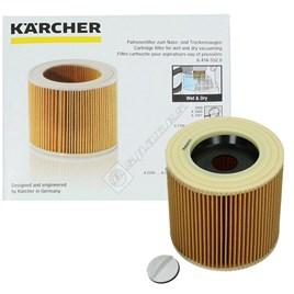 Vacuum Cleaner Wet and Dry Filter Cartridge - ES507821