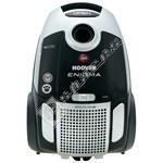 Hoover TE70EN21 Enigma Pets Bagged Cylinder Vacuum Cleaner