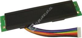 Microwave Display Circuit Board - ES1579186