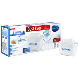Brita Maxtra+ Water Filter Cartridges - Pack of 3 - ES1773716