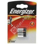 4LR44/A544 6V Alkaline Battery - Twin Pack
