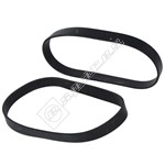 Vacuum Cleaner Drive Belt - Pack of 2 ZE092