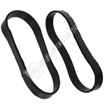 Vacuum Cleaner Drive Belt ZE090 - Pack of 2