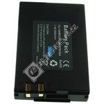 Compatible Rechargeable Li-Ion Camcorder Battery