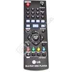 AKB73896401 Blu-Ray Remote Control