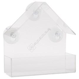 Kingfisher Clear Plastic Window Bird Seed Feeder - ES1751861