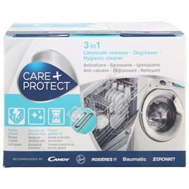 Care+Protect Washing Machine/Dishwasher Cleaner & Limescale Remover - ES1768995