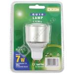 Lyvia Energy Saving 7W GU10 Spotlight Bulb - Warm White