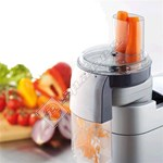 Kitchen Machine Continuous Slicer/Grater Attachment - AT340 (Chef/Major)