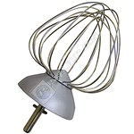 Chef Aluminium 9 Wire Balloon Whisk - New Circlip Shaft