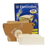 E49N Vacuum Cleaner Paper Bag and Filter Pack