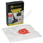 Miele FJM Vacuum Bag & Filter Kit - Pack of 5