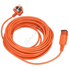 Flymo 15m Replacement Mains Cable (UK Plug) - ES1740075