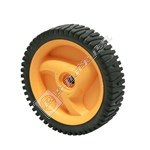 Lawnmower Front Wheel Assembly