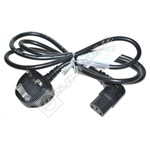 TV Mains Cable - UK