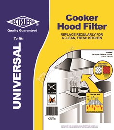 Universal Cooker Hood Grease Filter with Saturation Indicator - ES188196