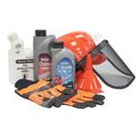 6 Piece Chainsaw Starter Kit
