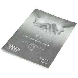 Instruction Book - ES1598053