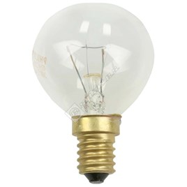 40W E14 Round Pygmy Light Bulb - ES167857