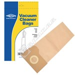 Electruepart BAG101 Nilco Vacuum Dust Bags (TF Type) - Pack of 5