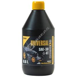 McCulloch OLO001 4 Stroke Oil - SAE30 - 600ml - ES1061020