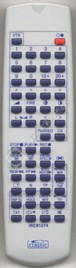 Replacement Remote Control - ES515431