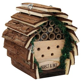 Kingfisher Wooden Insect and Bee Hotel - ES1751865