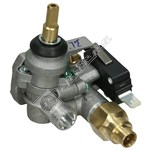 Hob Gas Flame-Out Protection Valve