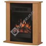 Dimplex MCFP15O Orvieto 1.5Kw Micro Fireplace