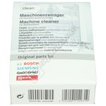 Bosch Dishwasher Maintenance Cleaning Powder